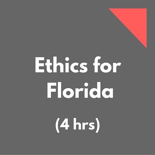 Ethics CPE Florida