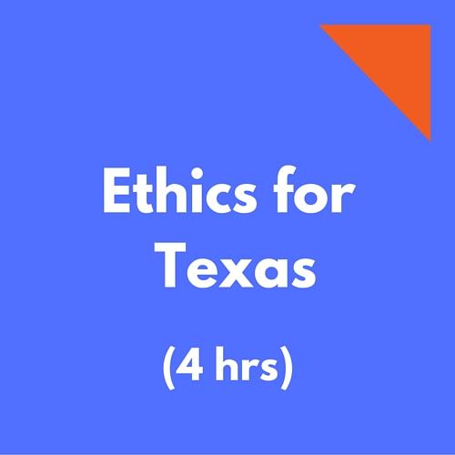 Ethics CPE Texas