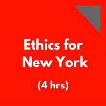 Ethics CPE New York