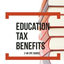 Education Tax CPE course