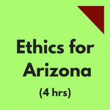 Ethics CPE Arizona