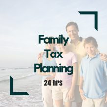 Family Tax Planning online CPE Course for CPAs