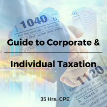 Corporate & Individual Taxation Guide