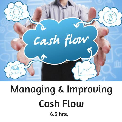 Managing & Improving Cash Flow CPE Course