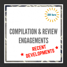 Compilation and Review CPE Engagements Course