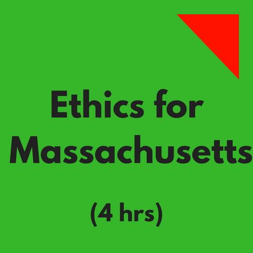 Ethics for Massachusetts CPAs