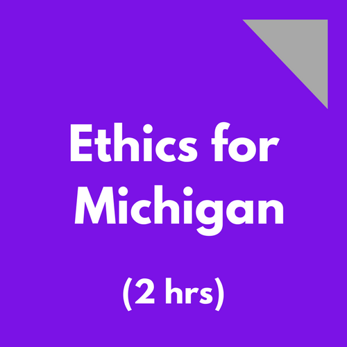 Ethics for Michigan CPAs