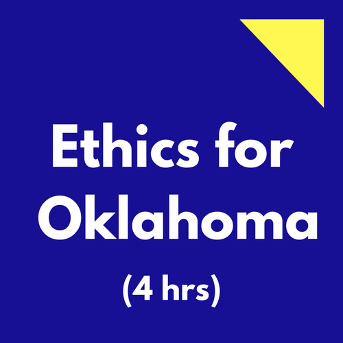 Ethics CPE course for Oklahoma CPAs