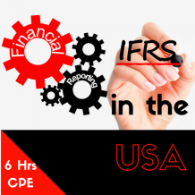 IFRS in the USA CPE course
