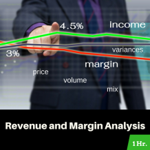 Revenue and Margin Analysis CPE course