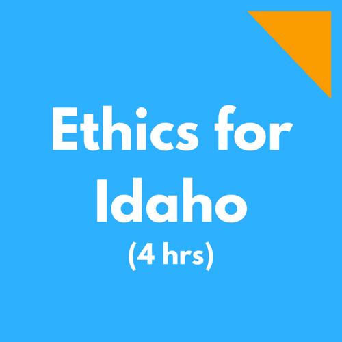 Ethics for Idaho CPAs