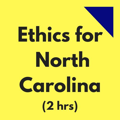 Ethics for North Carolina CPAs
