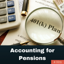 Accounting for Pensions CPE course