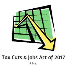 Tax Cuts & Jobs Act CPE course