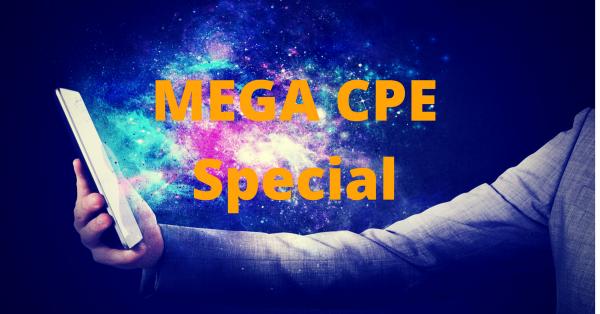 Mega CPE Course Subscription