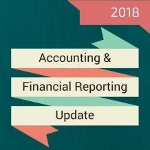 Accounting & Financial Reporting Update