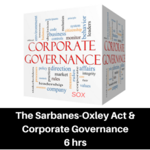 Sarbanes Oxley Act CPE Course for CPAs