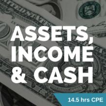 Assets, Income & Cash CPE course