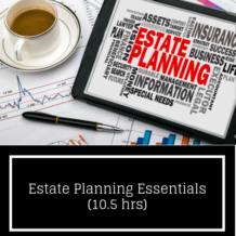 Estate Planning Essentials online CPE course for CPAs