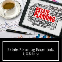 Estate Planning Essentials online CPE course for CPAs