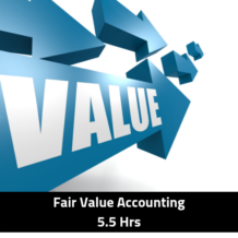 Fair Value Accounting CPE course