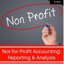 Non Profit Accounting and Reporting
