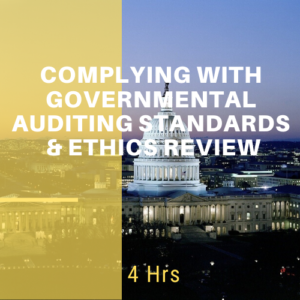 Yellow Book Standards: Ethical Principles