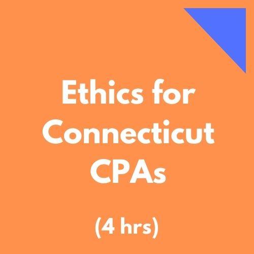 Ethics for Connecticut CPAs